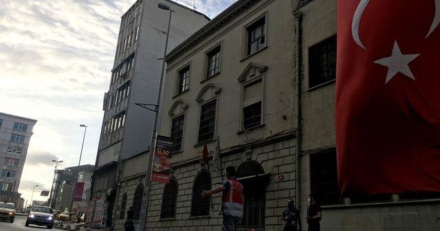 """İstanbul genelinde """"Yeditepe Huzur"""" asayiş uygulaması yapılıyor"""