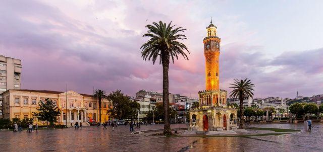 İzmir Gezi Rehberi / İzmir'de Gezilecek En Güzel Yerler