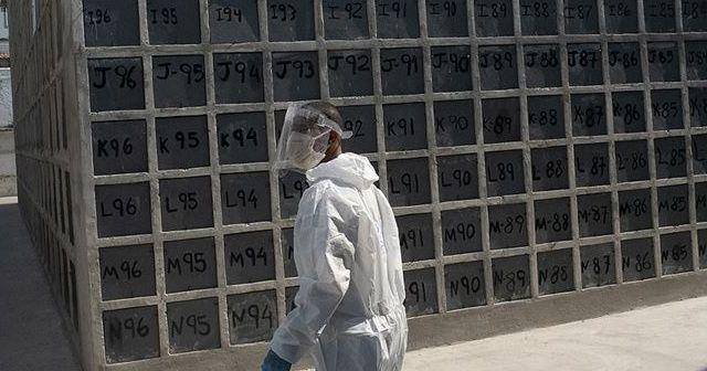 Kovid-19'dan son 24 saatte Brezilya'da 1091, Meksika'da 523, Hindistan'da 610 kişi öldü