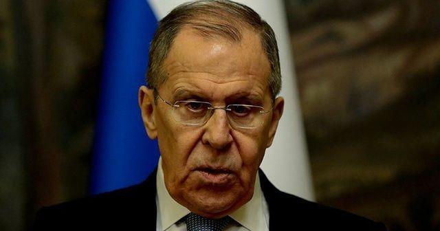 Lavrov, Hafter yanlısı Temsilciler Meclisi Başkanı ile görüştü