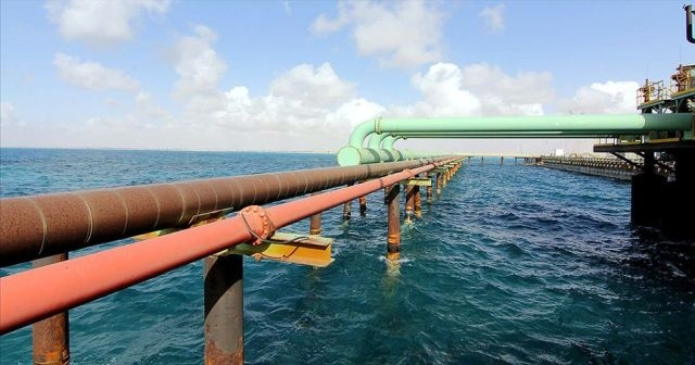 Libya Ulusal Petrol Kurumu petrol üretim kesintisi için BAE'yi suçladı