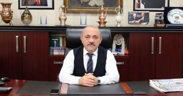 MHP'li belediye başkanı sosyal medya hesabını askıya aldı