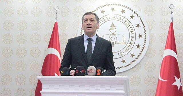 Milli Eğitimi Bakanı Selçuk: 'Tercihlerinde meslek liselerine de yer ver'