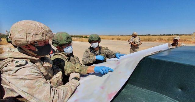 MSB'den M4 Karayolunda Türk-Rus devriyesine yapılan saldırıyla ilgili açıklama