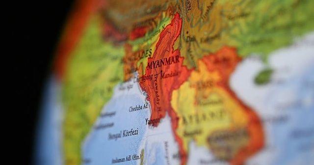 Myanmar'da heyelanda en az 50 madenci öldü