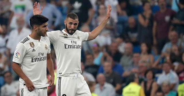 Real Madrid şampiyonluğa koşuyor