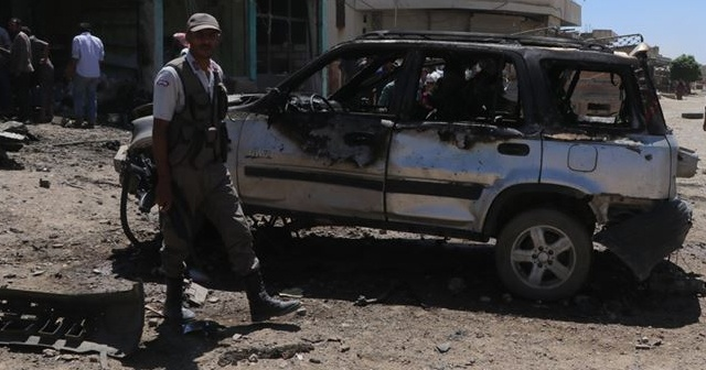 Resulayn'da arife günü terör saldırısı