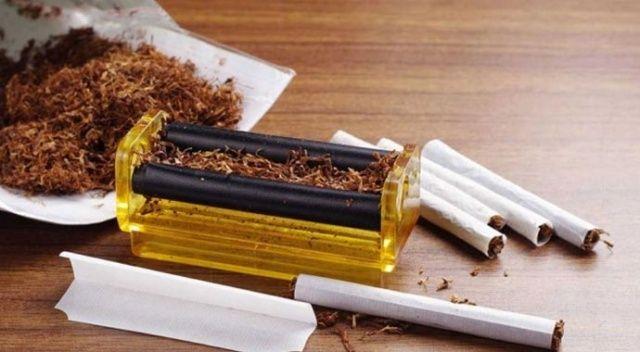 Sarma sigara artık yasak
