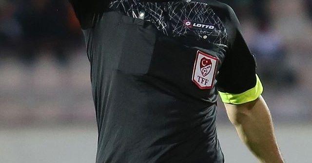 Süper Lig'de 31. haftanın hakemleri açıklandı