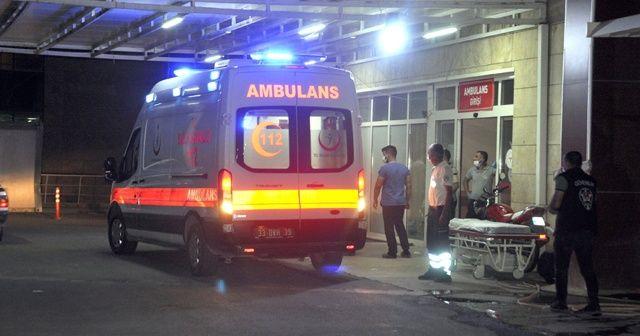 Tel Abyad'daki bombalı saldırıda yaralananlar Türkiye'ye getirildi