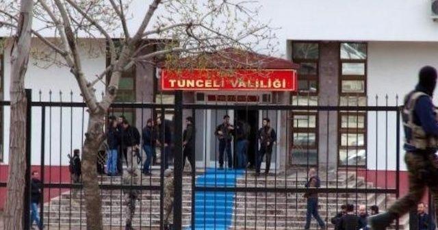 Tunceli'de 29 bölge geçici özel güvenlik bölgesi ilan edildi