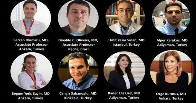 Türk doktorlardan dünyaya örnek davranış
