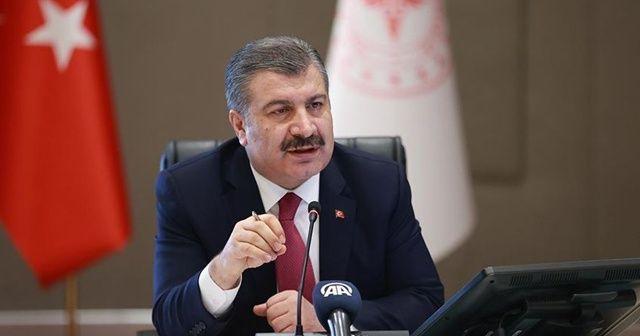 Türkiye'de koronavirüste son durum: 21 can kaybı, 933 yeni vaka