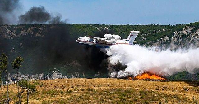 Türkiye'de orman yangınlarına ilk müdahale süresinde hedef 10 dakika