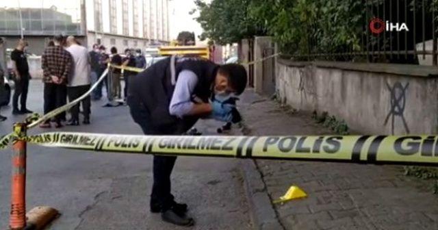 Zeytinburnu'nda sokak ortasında vurulan adam hayatını kaybetti