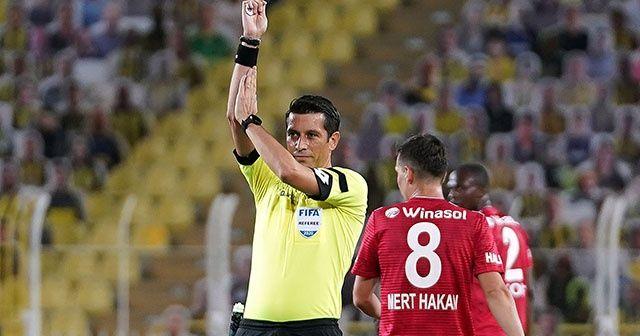 Ziraat Türkiye Kupası final maçını Ali Palabıyık yönetecek
