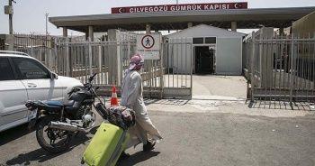 4 bin 300 Suriyeli ülkesine döndü