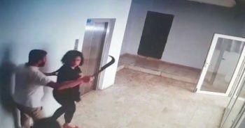 4 yıldızlı otele taşlı ve tahralı saldırı