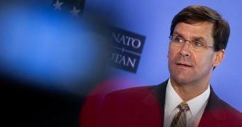 ABD Savunma Bakanı Esper: 'Rusya, Çin, İran ve Kuzey Kore başarılı bir şekilde püskürtüldü'