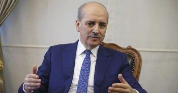 AK Parti Genel Başkanvekili Kurtulmuş'tan 'Kıbrıs Barış Harekatı' mesajı