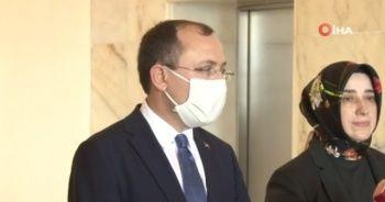 AK Parti Meclis başkan adaylığı için başvurdu