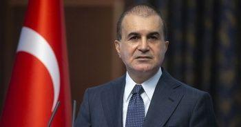 AK Parti Sözcüsü Çelik: En utanç verici sözler CHP'den geldi