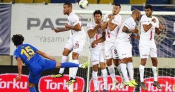 Antalyaspor dış saha maçlarını rekorla tamamladı
