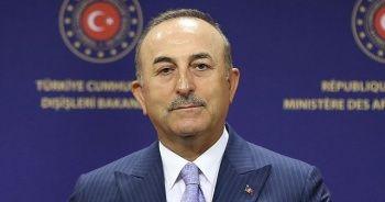 Bakan Çavuşoğlu:Doğu Akdeniz ve Kıbrıs konusunda hakkaniyet bekliyoruz