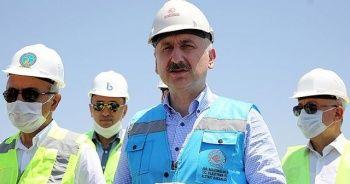 Bakan Karaismailoğlu'ndan 'Çukurova Bölgesel Havalimanı' açıklaması