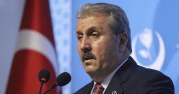 BBP Genel Başkanı Destici: 24 Temmuz, inşallah Fatih Sultan Mehmet Han'ın ruhunun sevindirileceği bir gün olacak