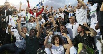 Büyükşehir Belediye Erzurumspor hem rakiplerini hem de Kovid-19'u yenerek Süper Lig'e çıktı