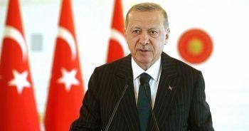 Cumhurbaşkanı Erdoğan'dan şehit polisin ailesine başsağlığı mesajı