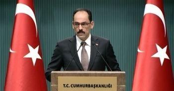 Cumhurbaşkanlığı Sözcüsü İbrahim Kalın'dan Ayasofya açıklaması