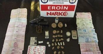 Denizli'de uyuşturucu tacirlerine ağır darbe: 22 tutuklama