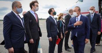 Dışişleri Bakanı Çavuşoğlu, Berlin'de