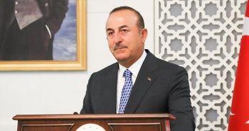 Dışişleri Bakanı Çavuşoğlu: Her zaman KKTC'nin yanındayız