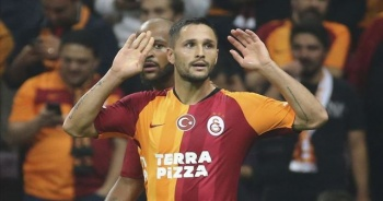 Galatasaray'da Florin Andone ameliyat edildi