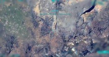 Hakurk'ta hava harekatı: 2 PKK'lı terörist etkisiz hale getirildi
