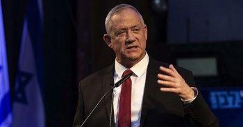 İsrail Savunma Bakanı Gantz karantinaya alındı