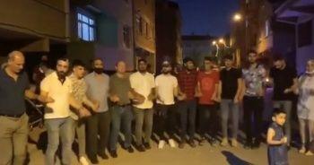 İstanbul'da düğün eğlencelerinde dehşete düşüren görüntüler