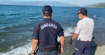 İznik Gölü'nde kaybolan babanın cansız bedenine ulaşıldı