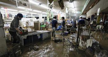 Japonya'daki sel felaketinde ölü sayısı 62'ye ulaştı