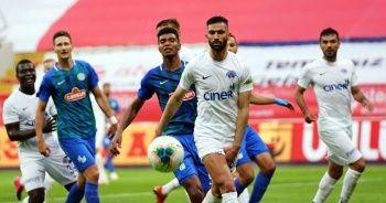 Kasımpaşa, Çaykur Rizespor'u 2-0 yendi