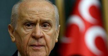 MHP Genel Başkanı Bahçeli'den 'İstanbul Sözleşmesi' açıklaması
