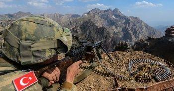 MSB: Fırat Kalkanı ile Zeytin Dalı bölgelerinde 4 terörist yakalandı
