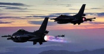 MSB: Haftanin'de tespit edilen 8 PKK'lı terörist etkisiz hale getirildi