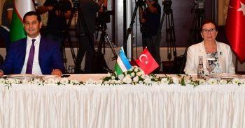Pekcan: 'Türkiye OECD ve G20 ülkeleri arasında en hızlı büyüyen ülke konumundadır'
