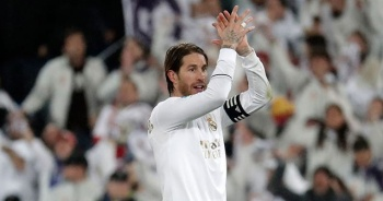 Real Madrid bir kez daha Sergio Ramos ile kazandı