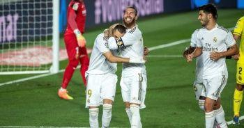Real Madrid, şampiyonluğunu ilan etti
