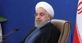 Ruhani: 35 milyon İranlı daha korona virüse yakalanabilir